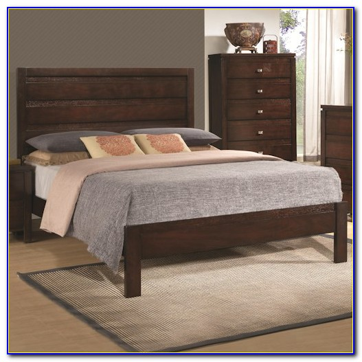 Full Bed With Headboard And Footboard