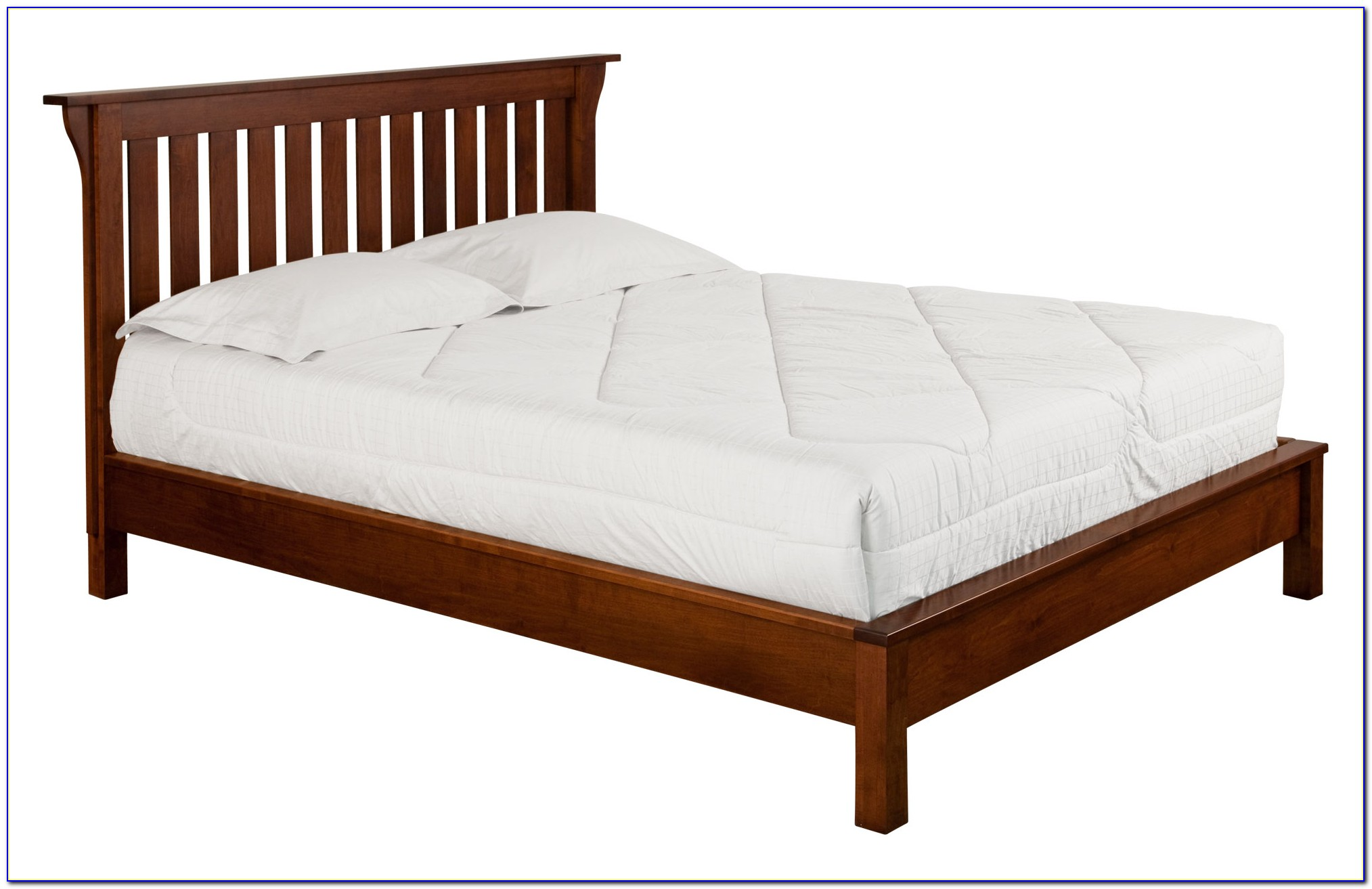 Full Size Bed Frame And Headboard