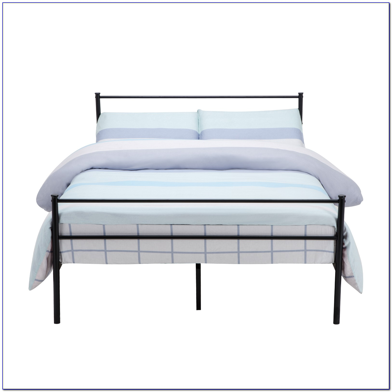 Full Size Bed Frame Without Headboard