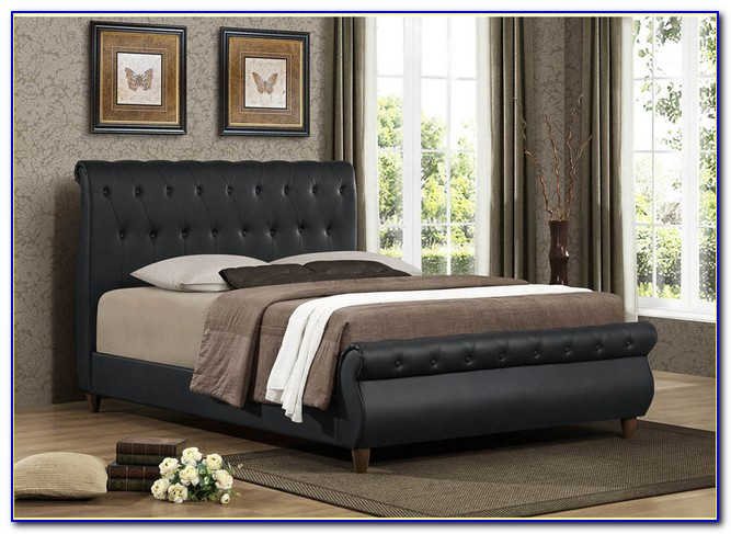Full Size Bed With Headboard And Footboard