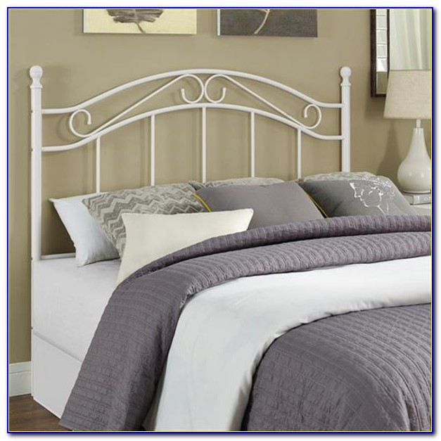 Full Size Metal Headboard And Frame