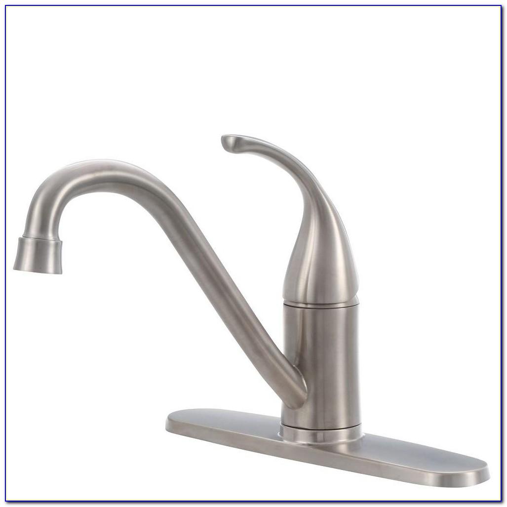 Glacier Bay Single Handle Kitchen Faucet Installation