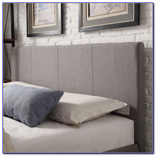 Grey King Size Headboards