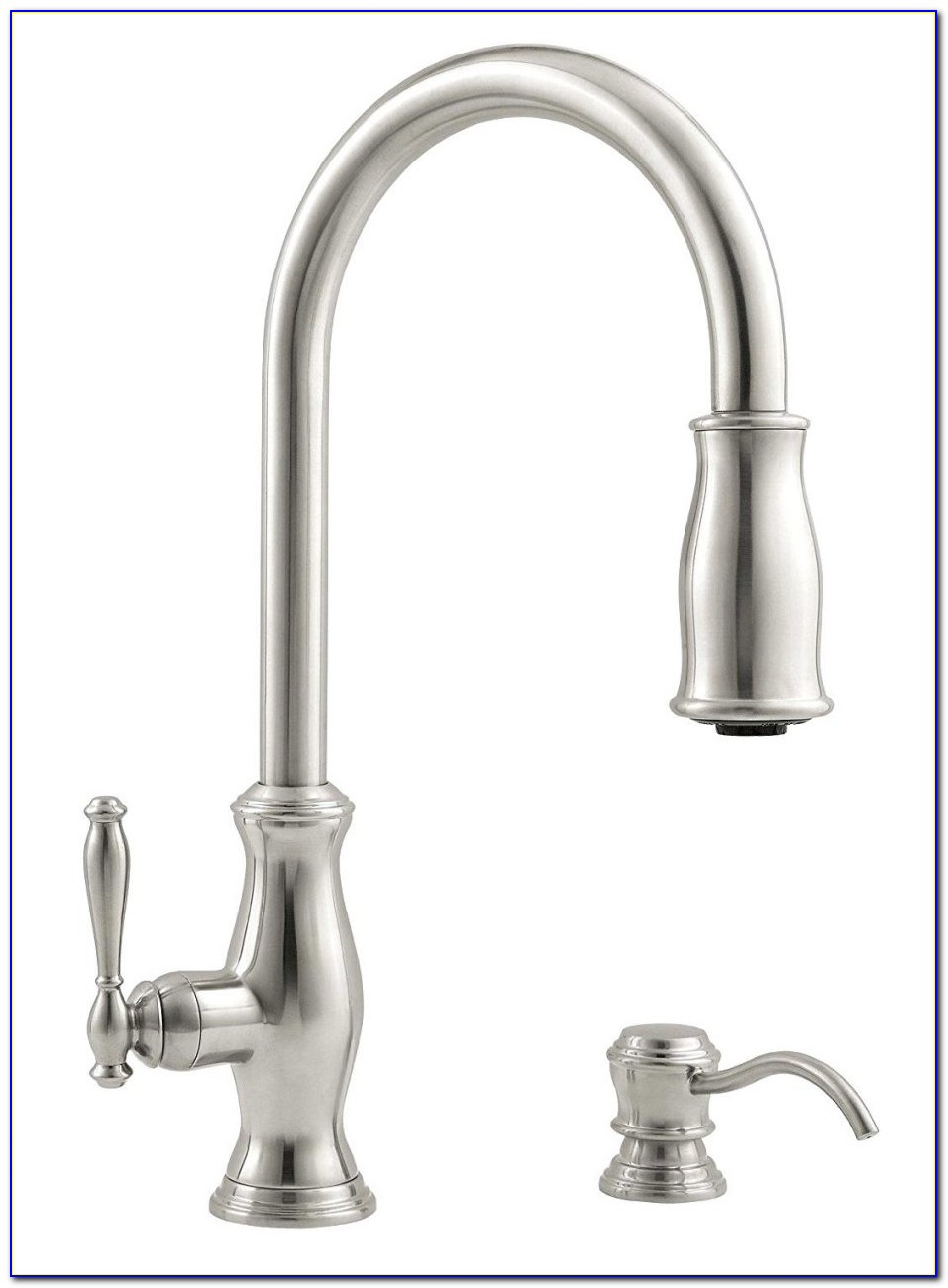 Grohe Alira Kitchen Faucet Stainless Steel