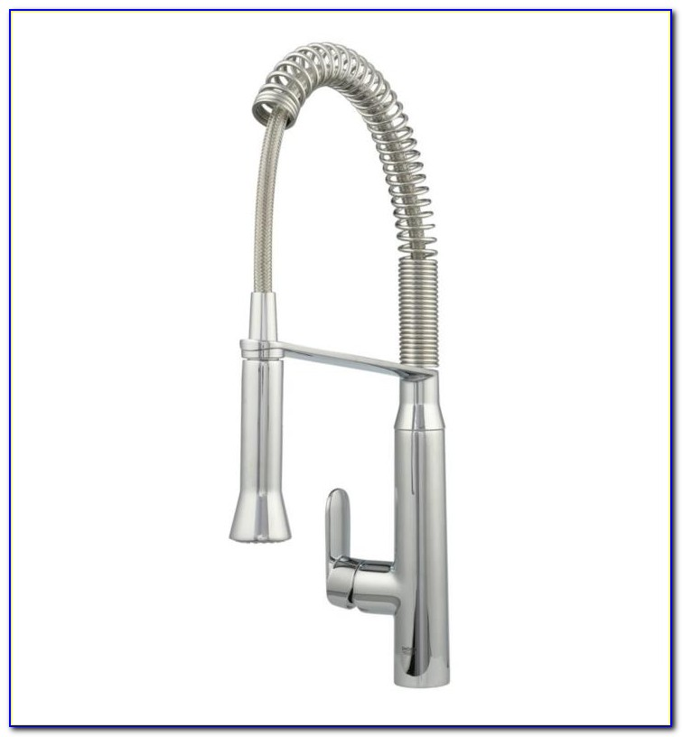 Grohe K7 Kitchen Tap With Extractable Professional Spray Arm