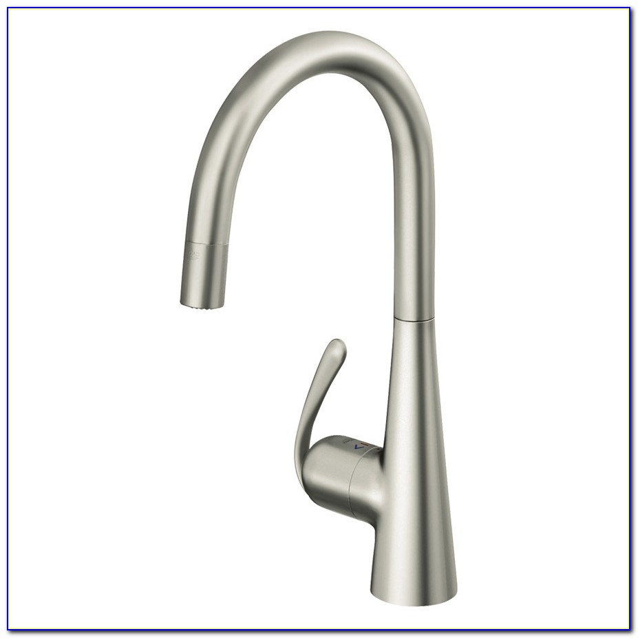 Grohe Ladylux Kitchen Faucet Installation Instructions