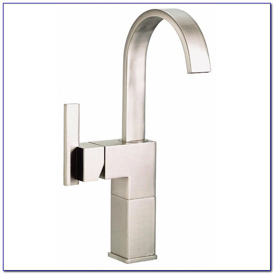 Hansgrohe Logis Loop Single Hole Bathroom Faucet Brushed Nickel