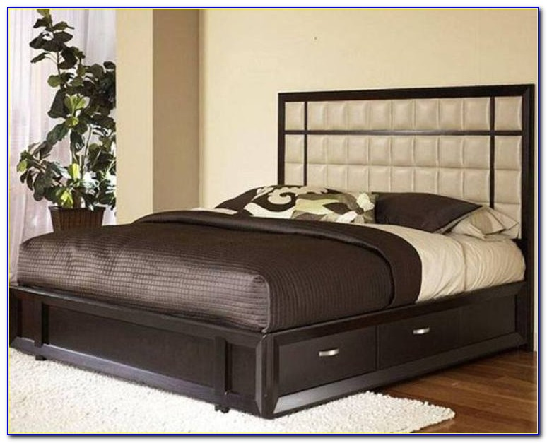 Headboard And Bed Frame Full