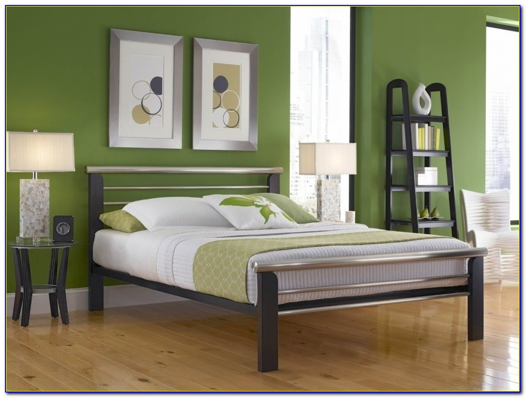 Headboard And Bed Frame Set