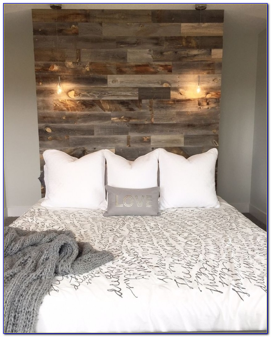 Best 25 Driftwood Headboard Ideas On Pinterest Headboard Attached To Wall
