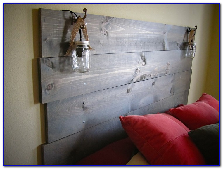 Headboard With Built In Speakers