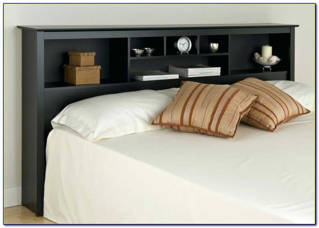 Headboard With Storage And Lights