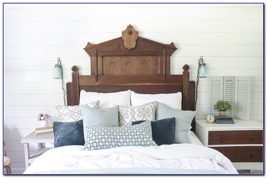 Headboards That Don't Attach To The Wall