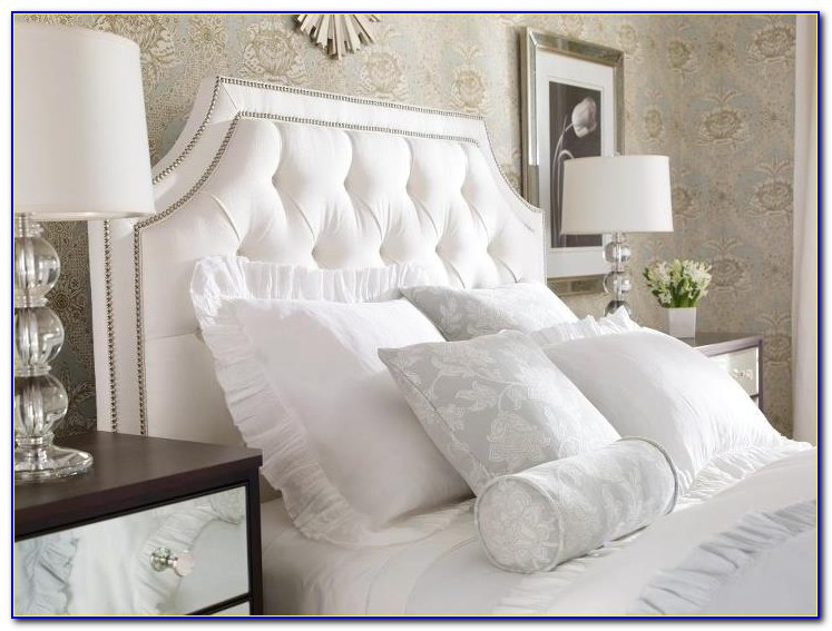 How To Make A Tufted Headboard Video