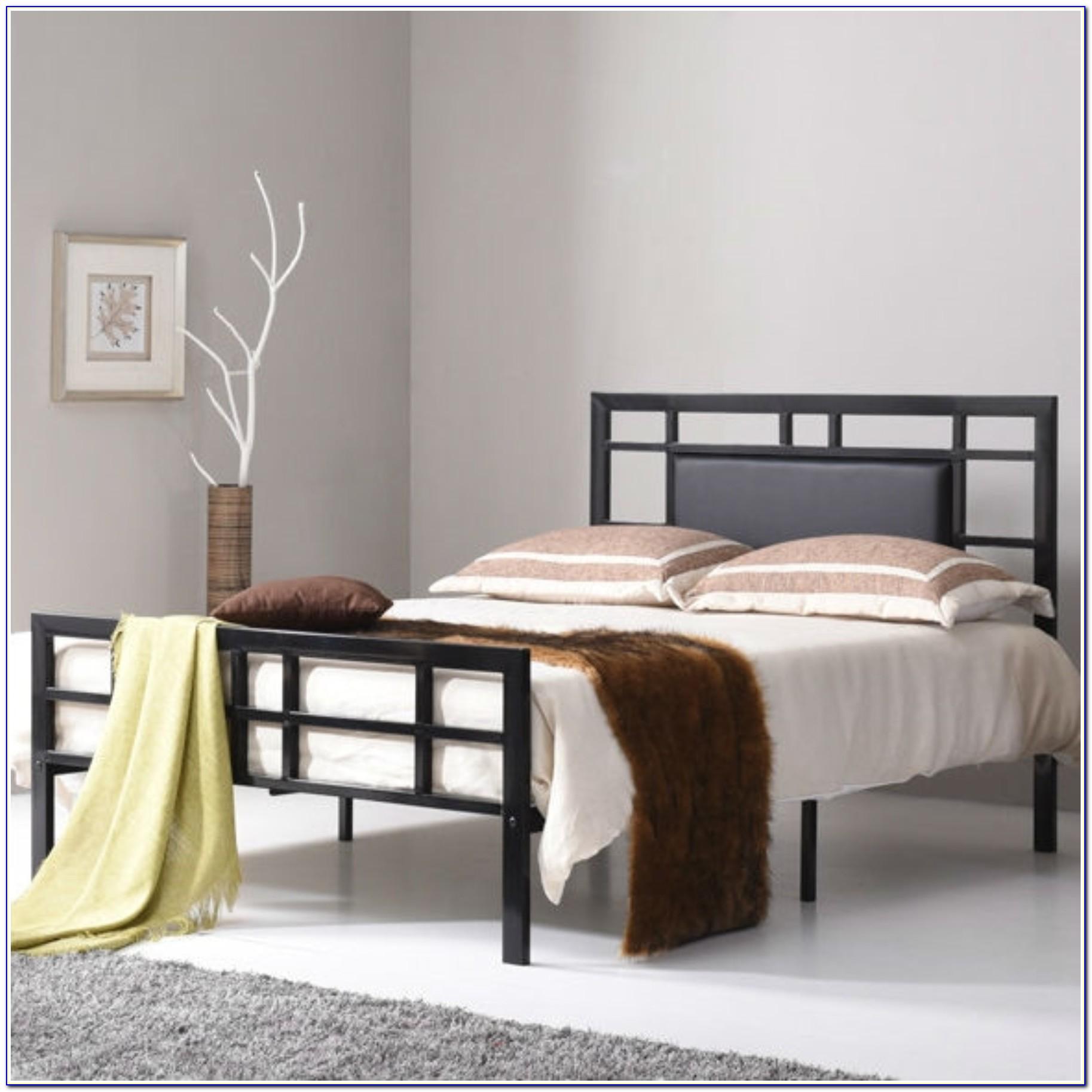 Ikea Metal Bed Frame And Headboard