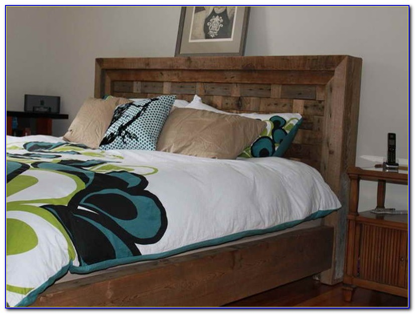 King Size Bed Headboard Images