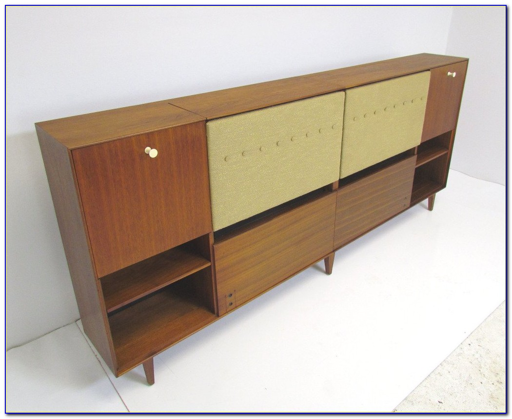 King Size Headboard With Built In Nightstands