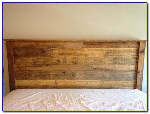King Size Headboards Diy