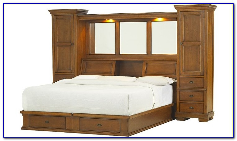 King Size Headboards With Storage