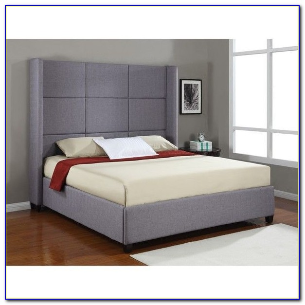 King Size Metal Beds And Headboards
