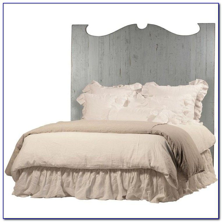 King Size White Wood Headboards