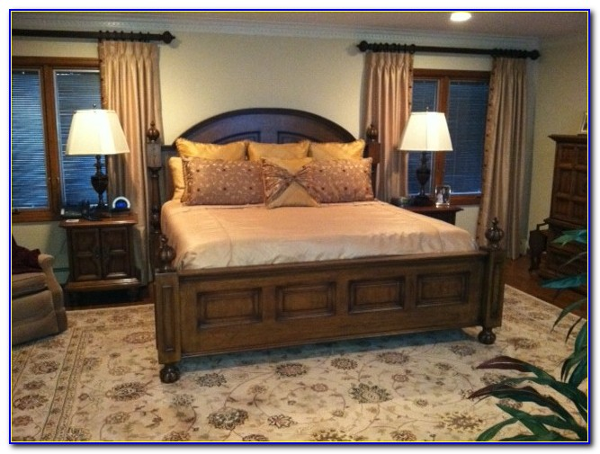 King Size Wood Headboard Measurements