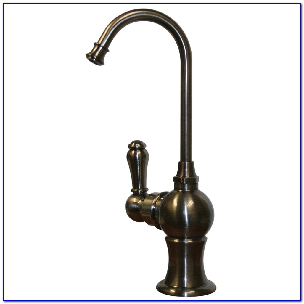 Kitchen Faucet With Matching Drinking Water Dispenser