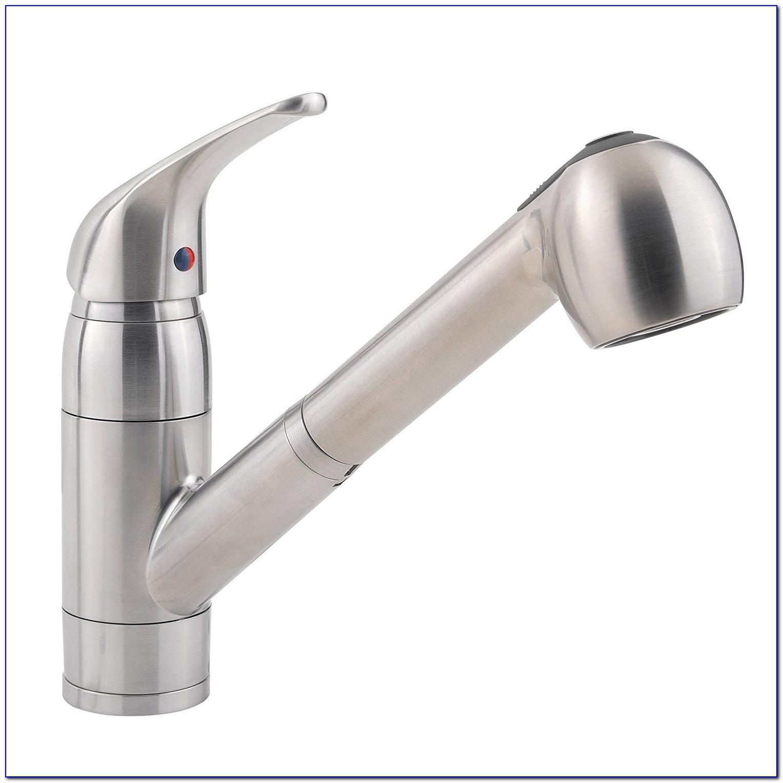 Kitchen Sink Faucet Sprayer Stuck