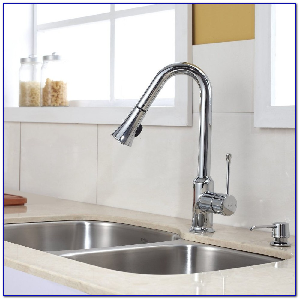Kitchen Sink Faucets For Granite Countertops