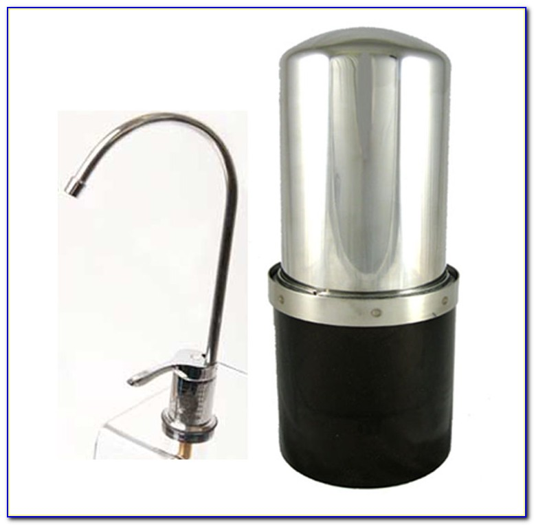 Kitchen Sink Water Filter Faucet