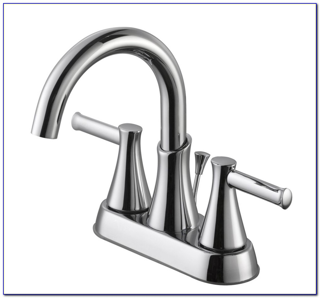 Kohler 4 Inch Centerset Bathroom Faucet