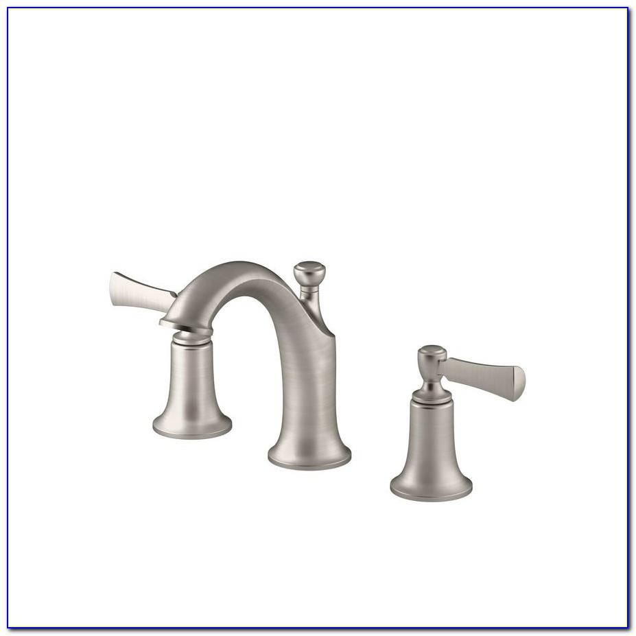 Kohler Brushed Nickel Tub Faucet