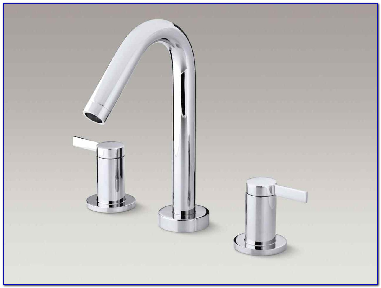 Kohler Chrome And Brass Faucets