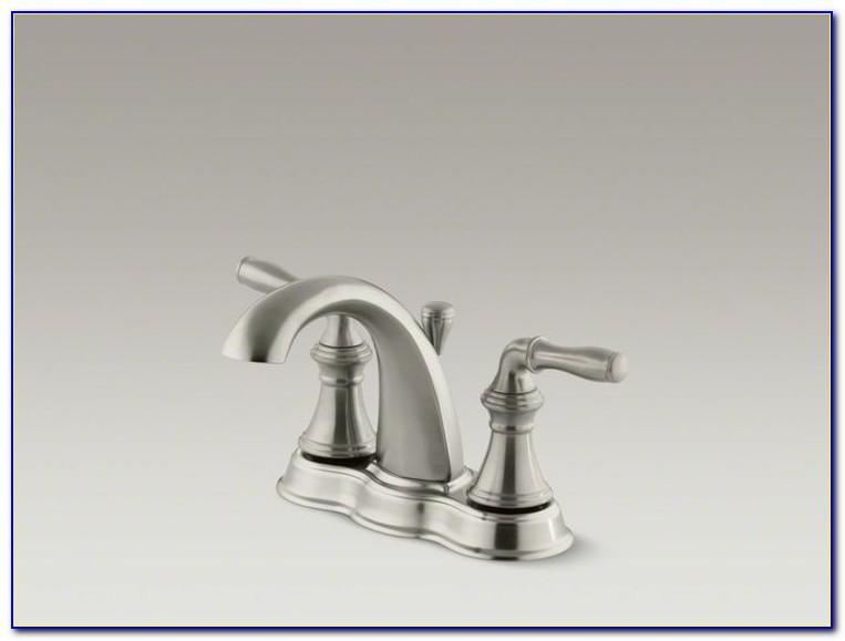 Kohler Devonshire Tub Faucet Installation