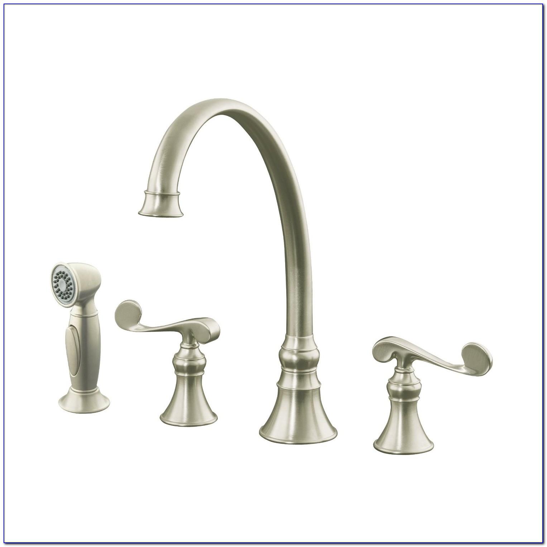 Kohler Faucets Kitchen Sink