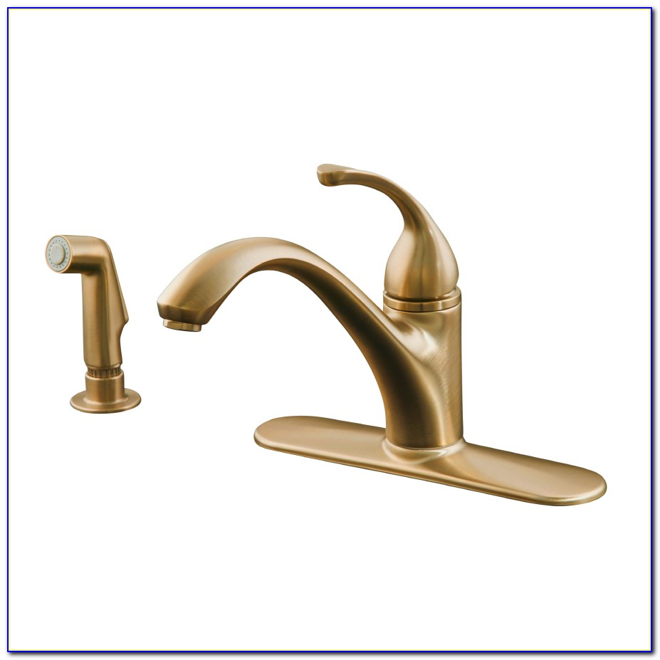 Kohler Oil Rubbed Bronze Kitchen Faucets