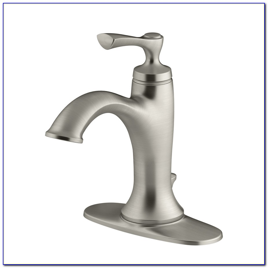 Kohler Single Hole Kitchen Faucet Installation