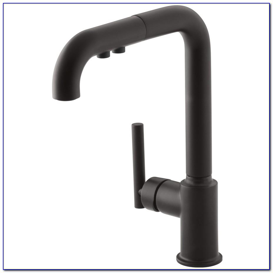 Kohler Touch Free Kitchen Faucet