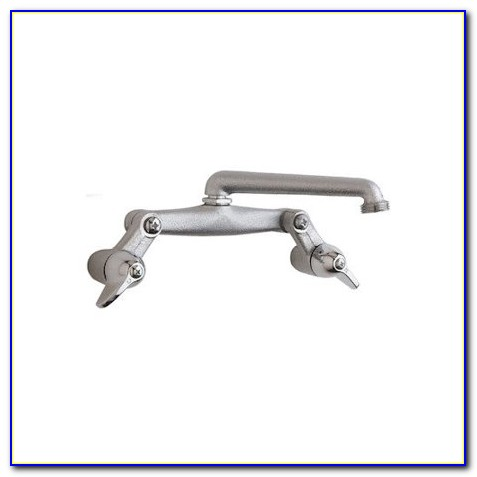 Laundry Sink Faucet Wall Mount