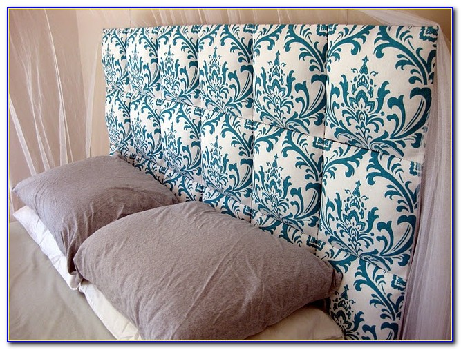 Make A Padded Headboard Uk