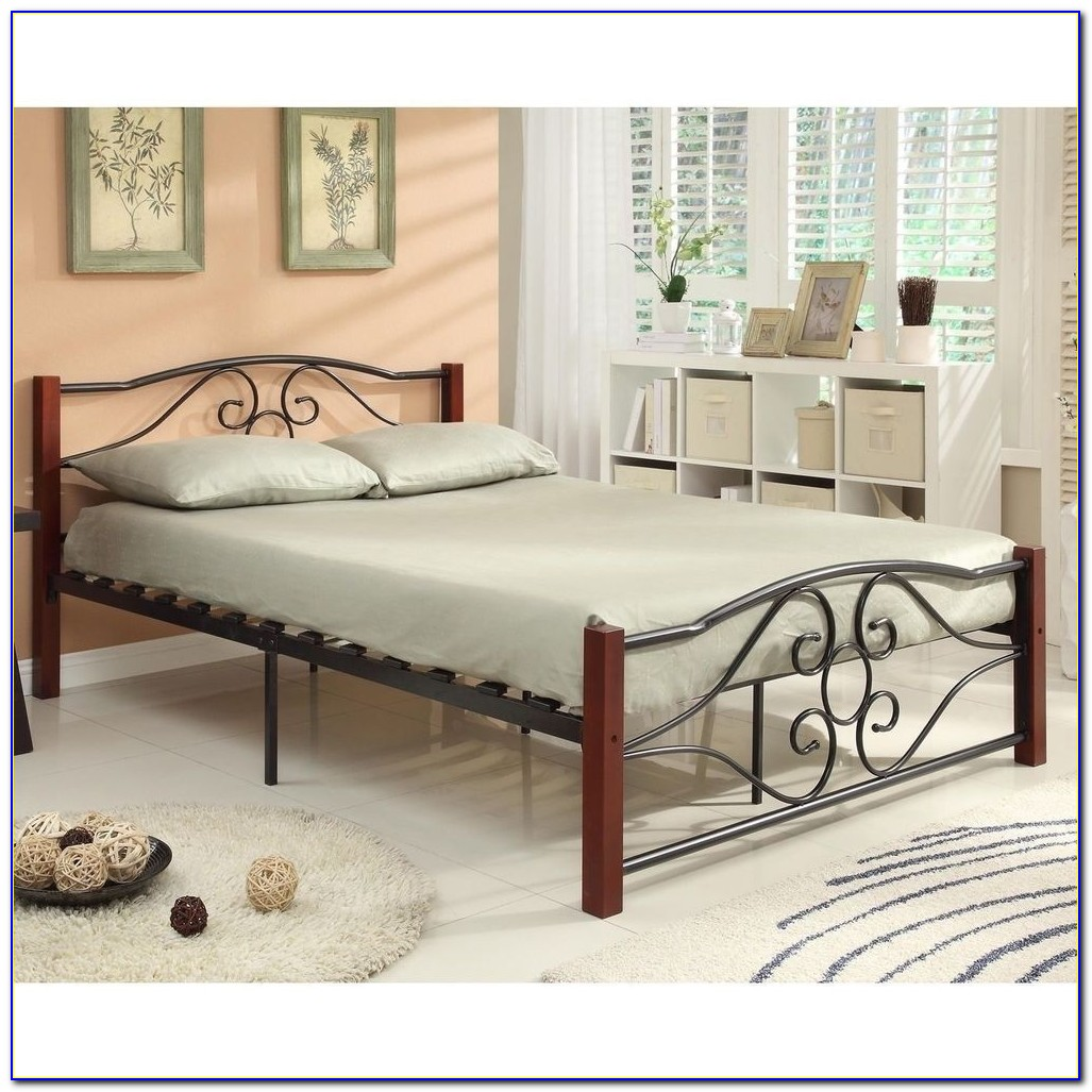 Metal Headboard And Footboard Sets