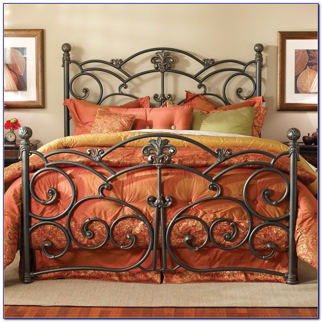 Metal Super King Size Headboard