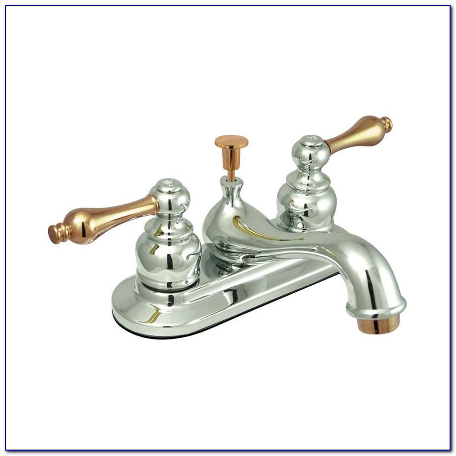 Moen 4 Centerset Bathroom Faucet