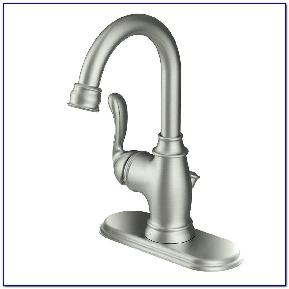 Moen Banbury Single Hole Bathroom Faucet