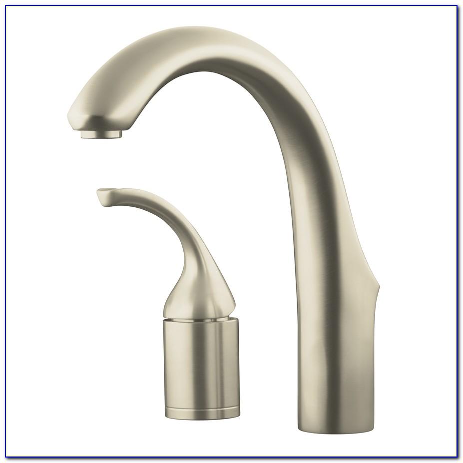 Moen Bar Sink Faucet Brushed Nickel