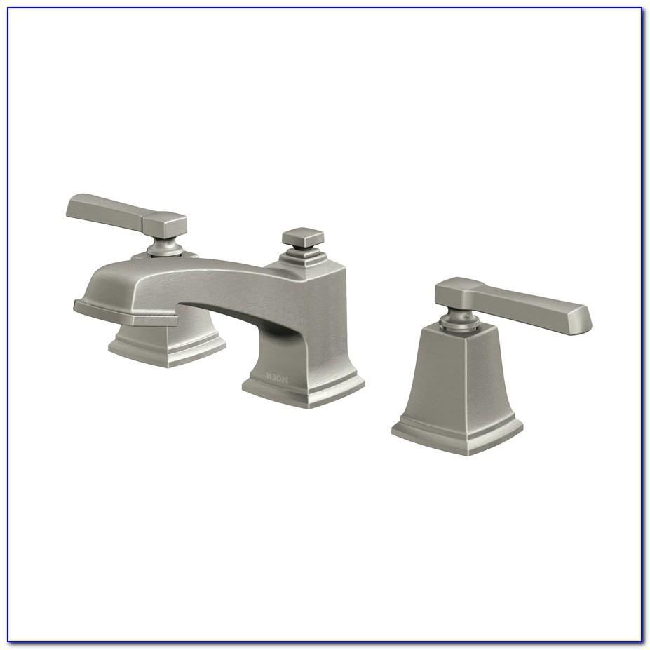 Moen Bath Faucets Brushed Nickel