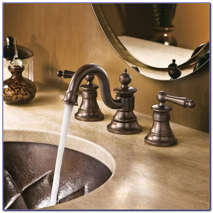 Moen Bath Faucets Oil Rubbed Bronze