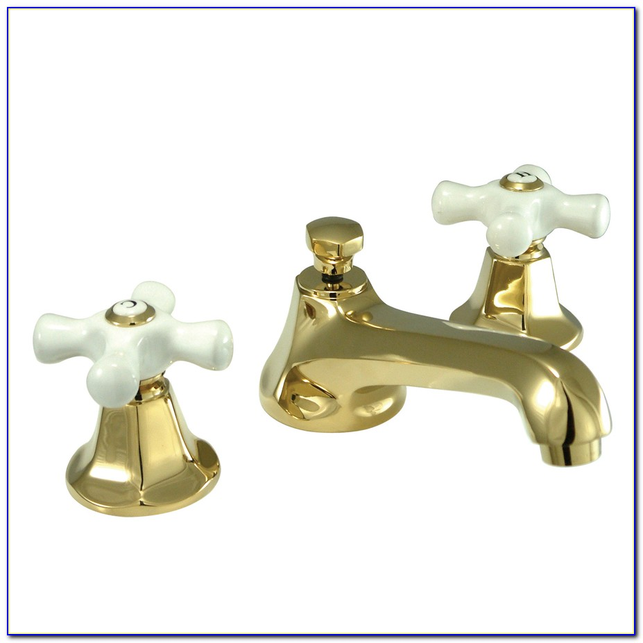 Moen Bathroom Faucets Polished Brass