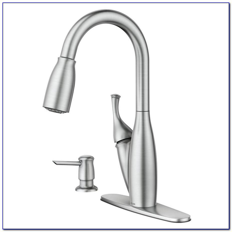 Moen Boutique Kitchen Faucet Ca87006srs