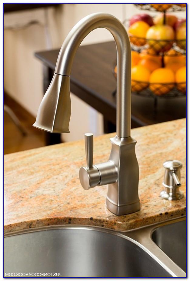 Moen Boutique Pulldown Kitchen Faucet Ca87006srs